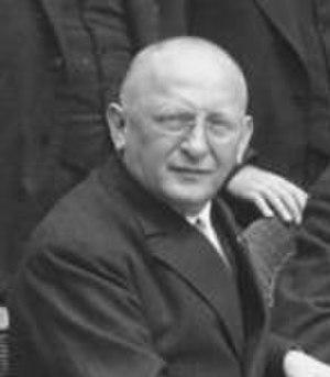 Erich Koch-Weser - Erich Koch-Weser