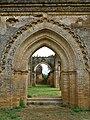 Ermita de Castilleja de Talhara, Benacazón. Portal.jpg