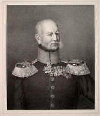 Göttingen Seven - Ernest Augustus, king of Hanover.