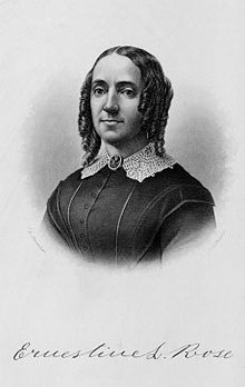 1846: The First Woman to Speak Before The Michigan Legislature Endorses Women's Suffrage