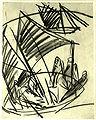 Ernst Ludwig Kirchner Segelboote bei Fehmarn 1914.jpg