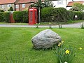 Erratic number 2, Thornton le Beans - geograph.org.uk - 403355.jpg