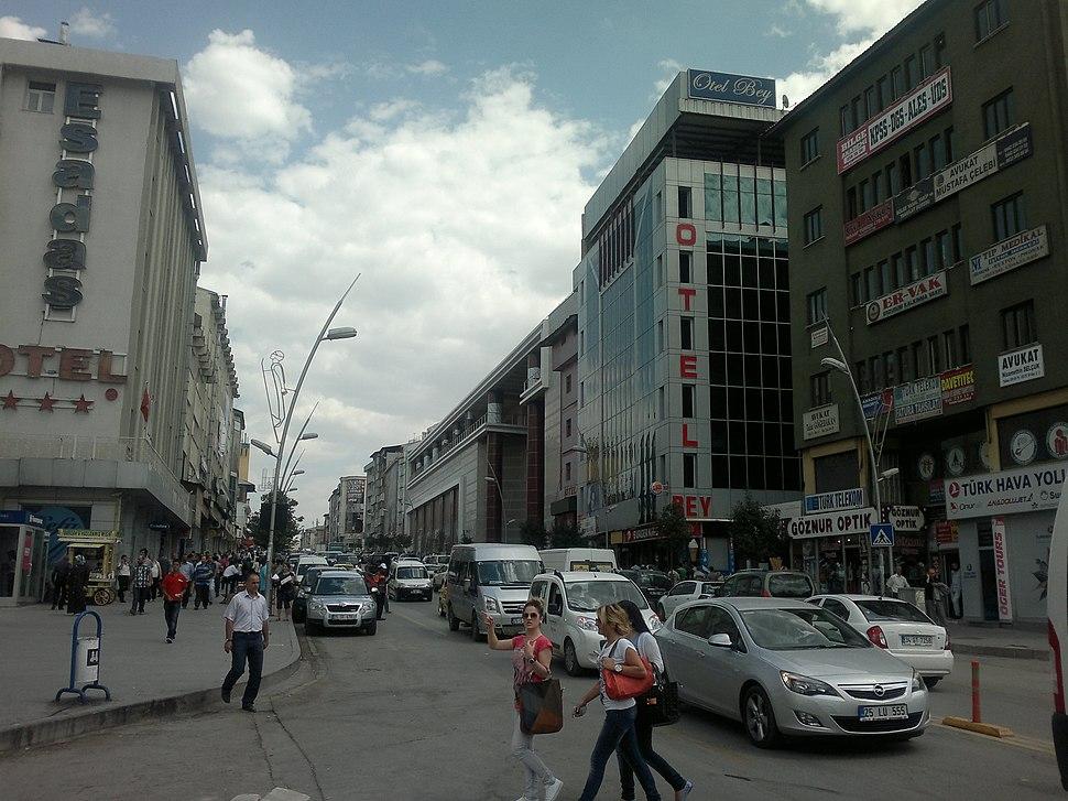 Erzurum Cumhuriyet Caddesi3