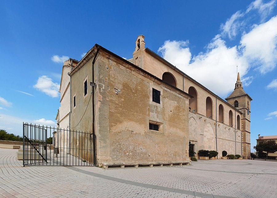 Església Santa Margalida - Santa Margalida - Mallorca
