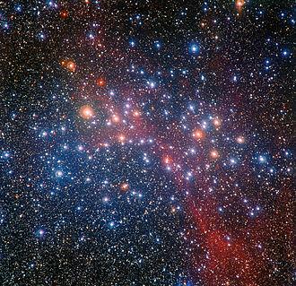 NGC 3532 - Image: Eso 1439a