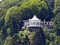 Essen – Blick vom Baldeneysee auf das Restaurant Villa Vue - panoramio (1).jpg