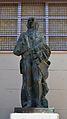 Estàtua de Gregori Maians, biblioteca municipal central de València.JPG