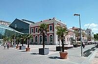 Estación de Príncipe Pío (Madrid) 01.jpg