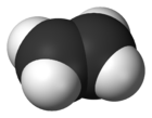 ethylene 3D model