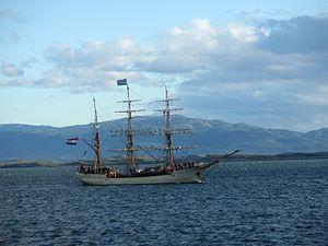 Europa (ship) - Image: Europa ship