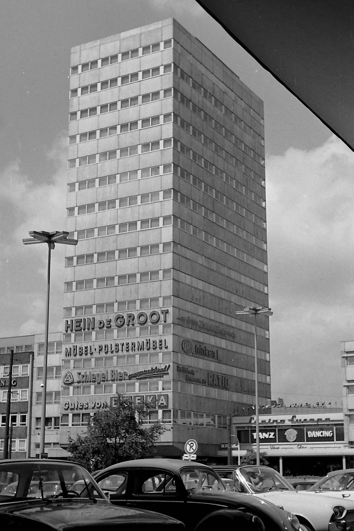 Europahaus (Bochum) – Wikipedia