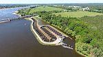 Europas größte Fischtreppe bei Geesthacht in Deutschland.jpg