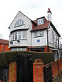 Evelyn Waugh - 145 North End Road Golders Green Barnet NW11.jpg