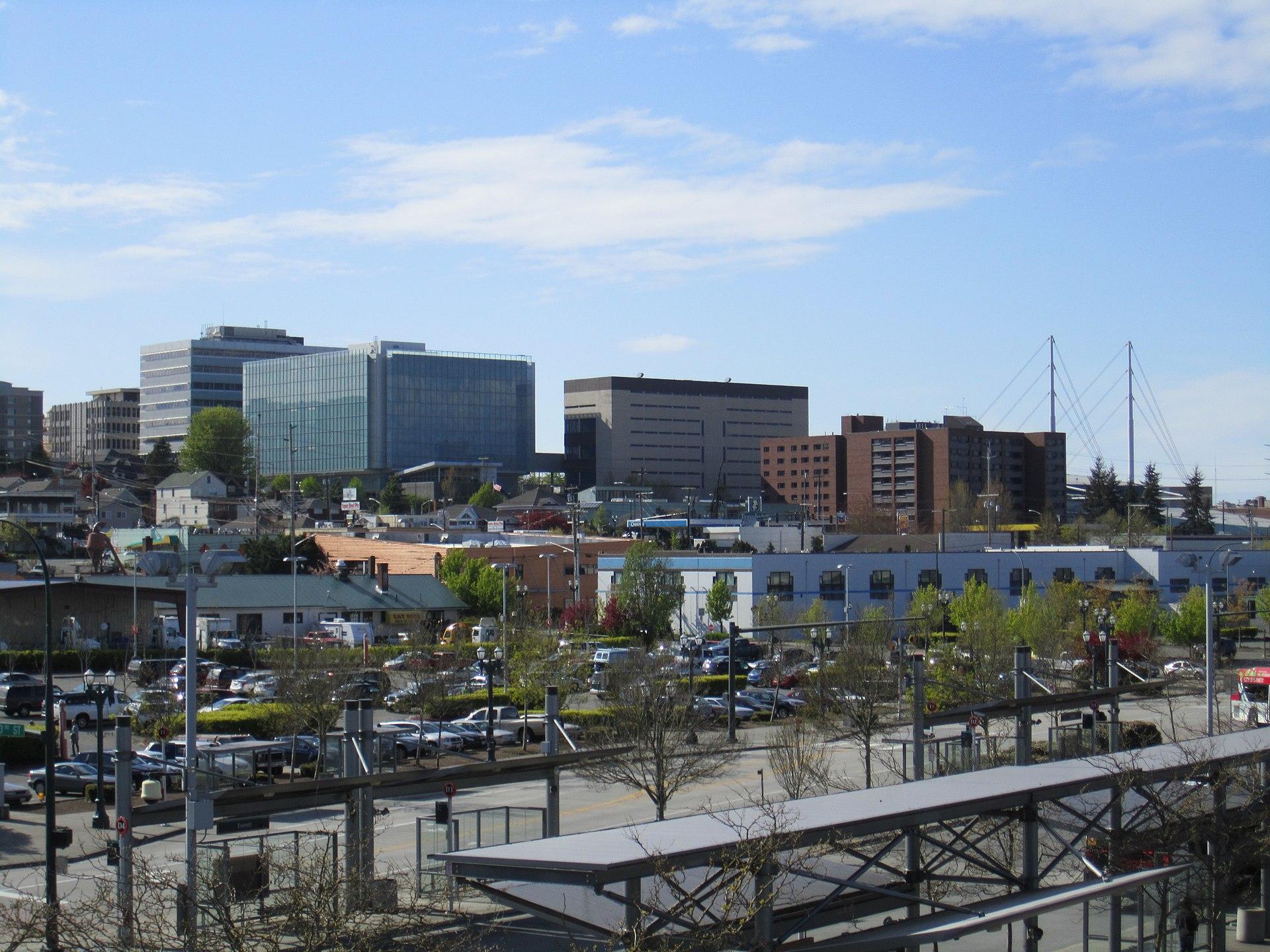 Everett Washington Wikipedia