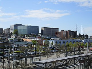 Everett, Washington City in Washington, United States