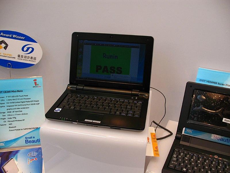 File:Everex CloudBook Max Mini-Note (2571534721).jpg