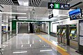Exit A interface of Yangli Station (20190511120315).jpg