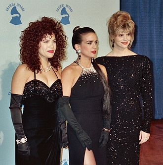 Exposé (group) - Exposé at the 32nd Annual Grammy Awards