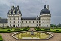 Exterior of the Castle of Valencay 23.jpg