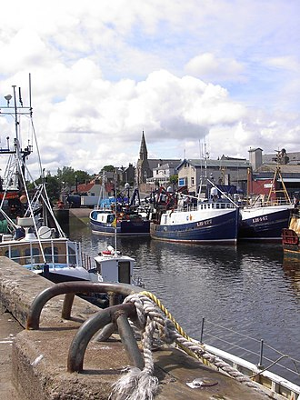 Eyemouth - Eyemouth Harbour