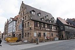 Marktplatz in Fürth