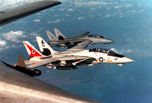 F-14As VF-14 in flight 1990.JPEG
