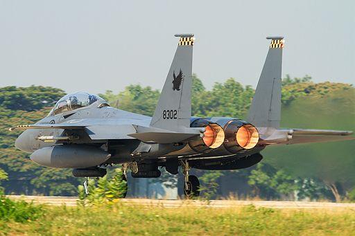 F-15SG Cope Tiger 2012