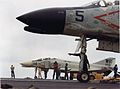 F-4B of VMF(AW)-513 on USS Constellation (CVA-64) in 1963.jpg