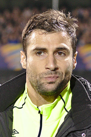 Lorik Cana - Lorik Cana with Nantes in 2015