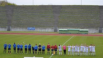 Paris FC (women) - Image: FCF Juvisy AS Muret