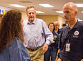 FEMA - 39246 - Former President George H.W. Bush with residents in Texas.jpg
