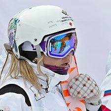 FIS Moguls World Cup 2015 Finals - Megève - 20150315 - Audrey Robichaud.jpg