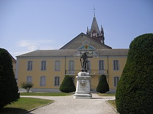 Vic-en-Bigorre - Town hall of Vic-en-Bigorre