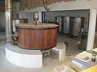 Fabrique de bière La Franche (La Ferté, Jura, France).jpg