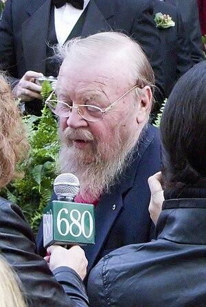 Farley Mowat - Mowat in 2010