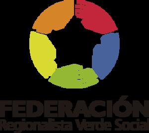 Social Green Regionalist Federation - Image: Federacion Regionalista Verde Social