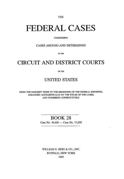 File:Federal Cases 28 extra.djvu