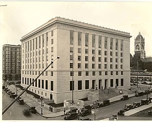 Morris H. Whitehouse - Image: Federal courthouse OR Portland 1933