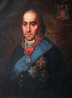 Count Feliks Łubieński