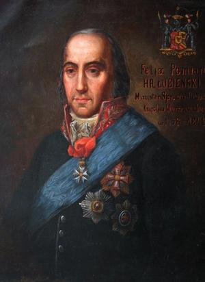 Feliks Łubieński - Count Feliks Łubieński