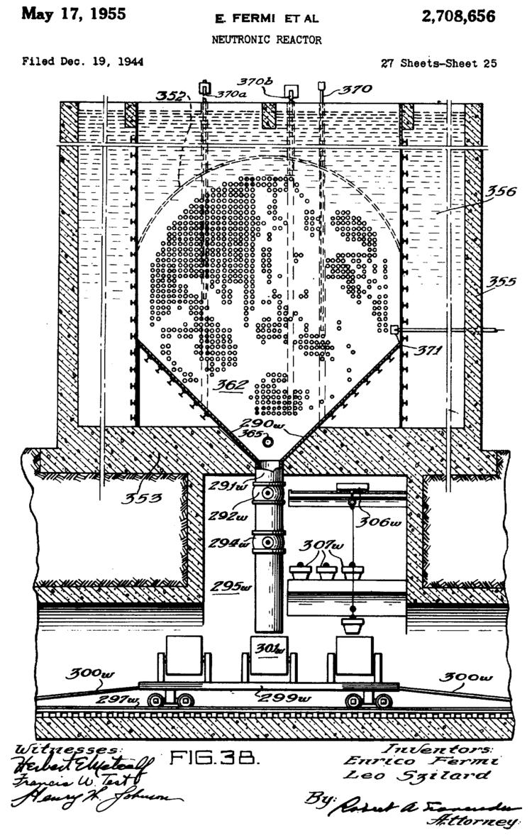 Fermi-Szilard Neutronic Reactor - Figure 38
