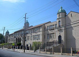 Yonkers Public Schools - Enrico Fermi School for the Performing Arts