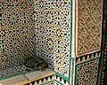Fes Medina, sleeping cat (3928211455).jpg