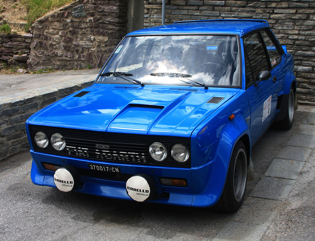 Fiat 128 Rally Yes No Page 2