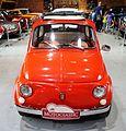 Fiat 500 - przód - Muzeum Motoryzacji Topacz.jpg
