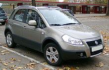 Una Fiat Sedici