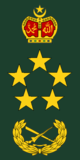 Field Marshal of Malaysian Army.png