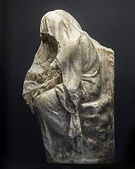 Figure allégorique du deuil Ra 149