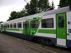 InterCity Suomessa – Wikipedia