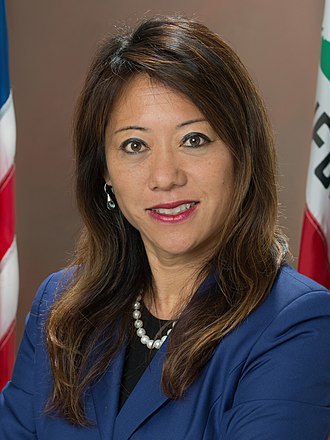 California State Treasurer - Image: Fiona Ma (cropped)